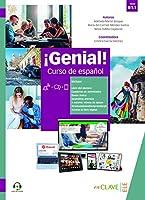 Genial!: Libro del alumno y Cuaderno de actividades 3 (B1.1) + audio descarga