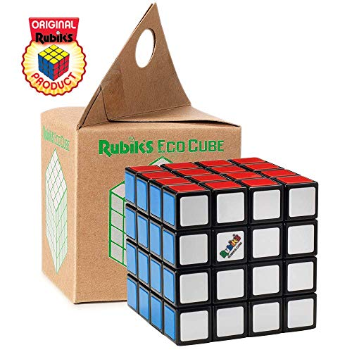 Rubik's Cube | The Original 4x4 Colour-Matching Puzzle, Classic Problem-Solving Cube In Eco...