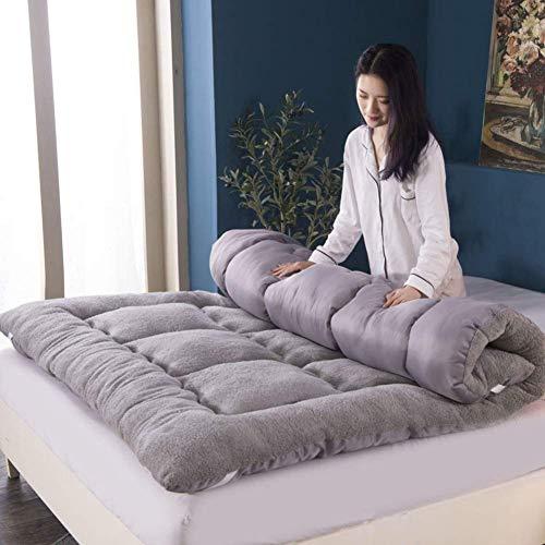 ACZZ Espesar el colchón de 10 cm, [invierno] Mantener el colchón de