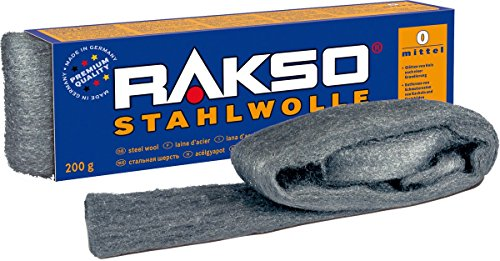 Rakso Stahlwolle Sorte 0