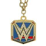 WWE Authentic Wear Universal Championship (Blue) Pendant