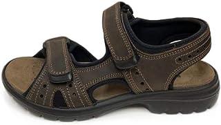 iMac 167538-3403-011-marrón - Zapatos abiertos para hombre