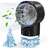 Portable Air Conditioner - Air Cooler, Air Conditioning Unit for Home Office, Timer 3 Speed