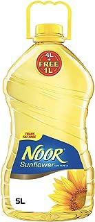 Noor, Sunflower Oil, 5L