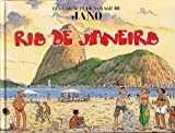 Les Carnets de voyage de Jano - Rio de Janeiro
