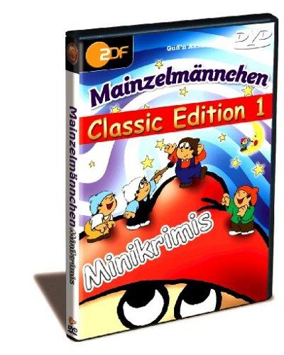 Mainzelmännchen - Minikrimis