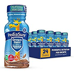 top rated Nutritional Cocktails for Kids PediaSureGrow  Gain with protein, DHA, Vitamins, Minerals,… 2021