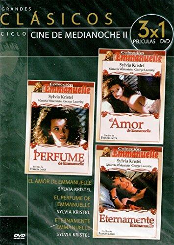 El amor de Emmanuelle / El perfume de Emmanuelle / Eternamente Emmanuelle