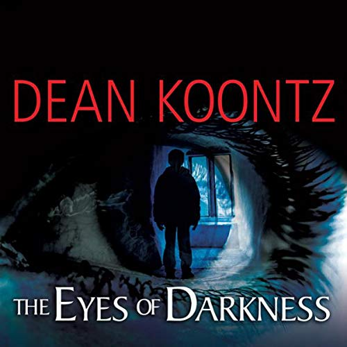 Page de couverture de The Eyes of Darkness