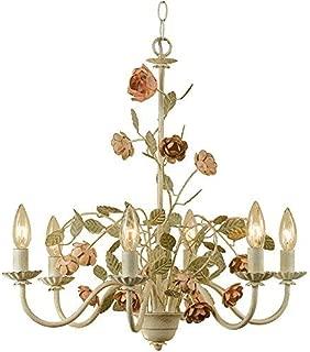 Best antique flower chandelier Reviews