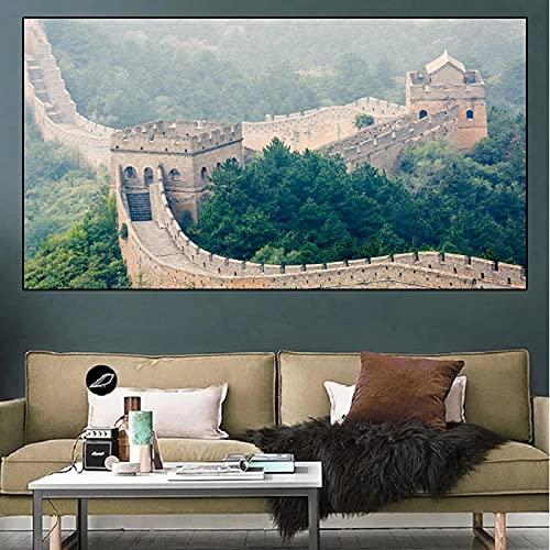 Pinturas de imagen de impresión de arte de paisaje, pintura de lienzo de gran pared de paisaje, carteles, impresiones, decoración del hogar, personalizable, 21x30 cm sin marco