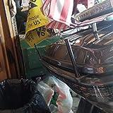 2-Pack Short Whip Metal AM/FM/XM CB Antenna Mast for Harley...
