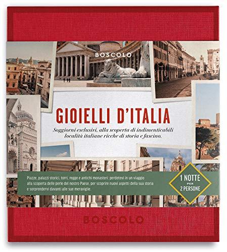 Boscolo Gift - Gioielli d'Italia - Un Weekend culturale tra località ricche di Storia