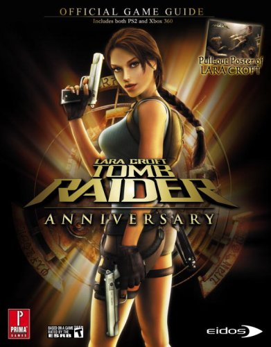 Lara Croft Tomb Raider Anniversary (360 & PS2)