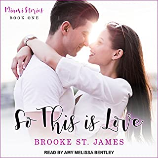 So This Is Love audiobook cover art
