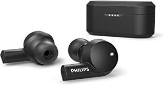 Philips Audio Wireless Earbuds Active Noise Cancelling, ANC Bluetooth, IPX5 Splash Resistant, Stereo w/USB-C Charge, Up to...
