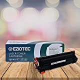 Maximum Page yield: Yields upto 2100 pages (yield varies with usage, image/graphic printing and environmental conditions) and easy to install. Eziotec Advantage: Good Price, Excellent Quality & Cost Effective Prints, OEM equivalent performance, 100% ...