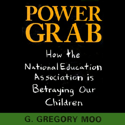 Power Grab audiobook cover art