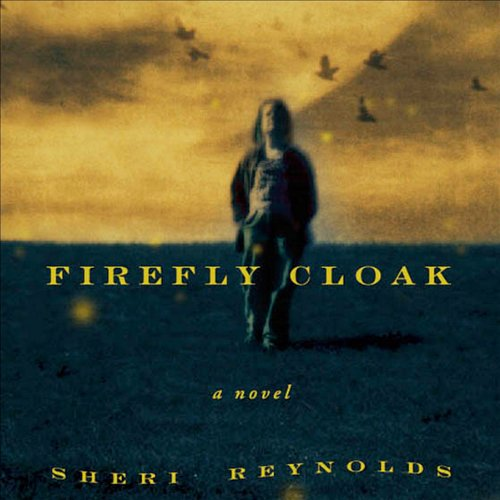 Firefly Cloak audiobook cover art