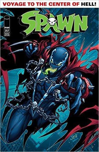 Spawn #257 Comic Book