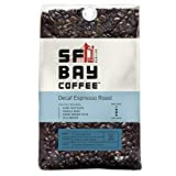SF Bay Coffee DECAF Espresso Roast Whole Bean 2LB (32 Ounce) Dark Roast Natural Water Processed