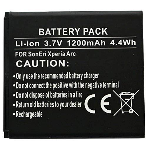 Batteria Compatibile per Sonyericsson Anzu, LT15a, LT15i, Xperia Arc, Xperia X12