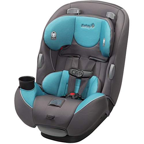 Buy Bargain Safety 1st Continuum 3-in-1 Convertible Car Seat, Grey/Sea Glass Teal