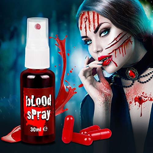 Maquillaje Con Sangre marca PASTACO