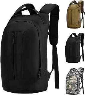 25L Tactical Backpacks Hiking daypacks-Camping Hiking Military Traveling (black)