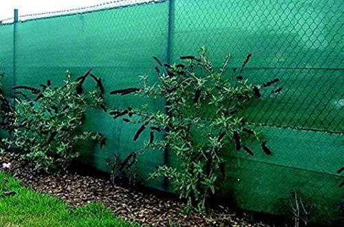 Riegolux 107651 Malla Ocultación, Verde, 1,5 x 10 m, 70 g/m2