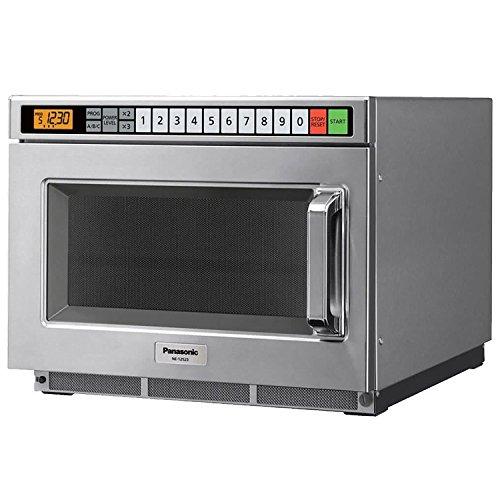 Panasonic 0.6 Cu. Ft. 1200 Watt, TouchPad Control, Commercial Microwave, Lot of 1 (Panasonic 1-6 Cu Ft Microwave Oven Stainless)