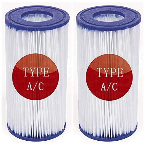 Cartucho de filtro de repuesto para filtro de piscina, para Bestway Tipo...