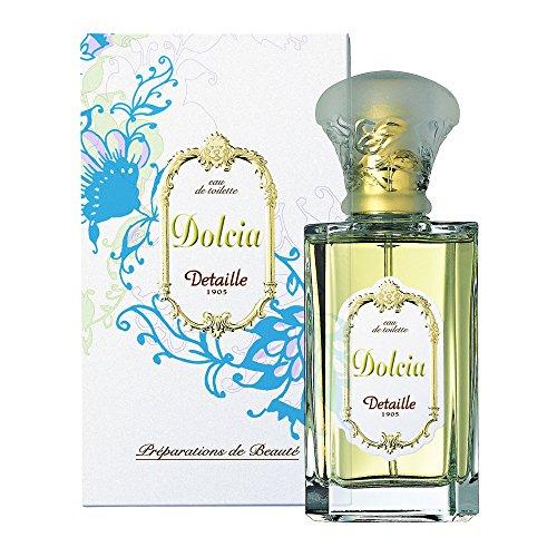 DETAILLE Dolcia EDT Vapo 100 ml, 1er Pack (1 x 100 ml)