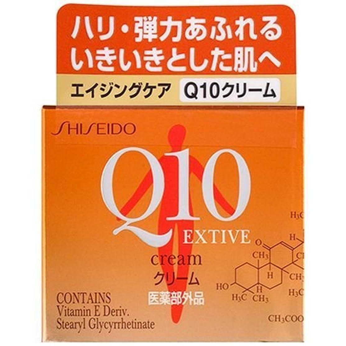 蒸留する概要北米資生堂 Q10 クリーム 30g (エクティブクリーム)