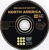 Toyota 2019 Navigation Map Update DVD Gen 6 18.1 U9A 86271-GEN06-18 GPS