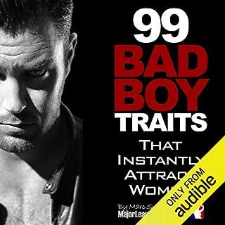 Page de couverture de 99 Bad Boy Traits That Instantly Attract Women
