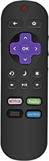 New 101018E0006 Replace Remote Control fit for RCA Roku Smart LED HD TV HDTV RTR3260 RTU5540 RTR4060 RTR5060 RTR5061 RTR4360 RTR4361 RTRU5028-CA RTR5060-US RTR5061-CA RTR4060-U-US RTR4061-CA