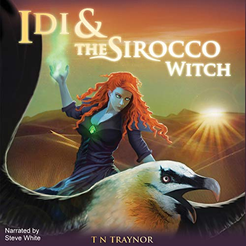 Idi & the Sirocco Witch cover art