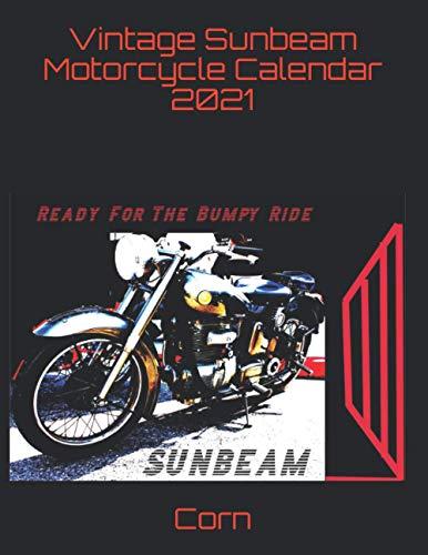 Vintage Sunbeam Motorcycle Calendar 2021