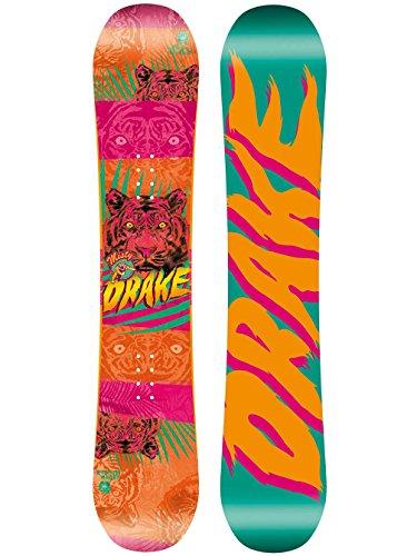 Drake Snowboard Freestyle femme Misty 135 2015