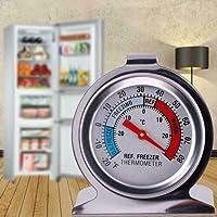 AliNature ダイヤル型温度計新しい鋼製温度冷凍庫U3P9