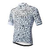Maillot de ciclismo con manga corta para hombre (2021). Ropa de ciclismo para...
