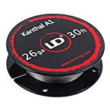 UD, Youde Kanthal A1 - Bobina 10 m di filo resistivo 26 AWG / 0,405 mm