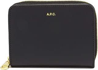 (アー・ペー・セー) A.P.C 折り財布 レディース F63029 EMMANUELLE COMPACT WALLET [並行輸入品]