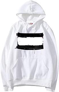 Men's Long Sleeve Pullover Hoodies T Shirt Casual Sweatshirt Tops Sweatershirt