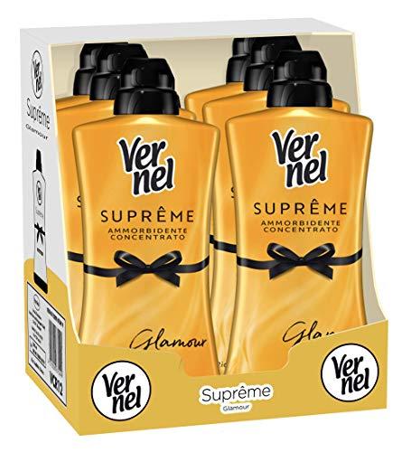 Henkel Supreme Oro Glamour - Pack de 6 botes de 1100 ml