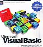 Microsoft Visual Basic Professional Edition Upgrade, Version 4.0 (with CD-ROM)