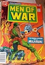 MEN OF WAR #7 Gravedigger's First Full-Length Novel! Milkrun! (Men of War)