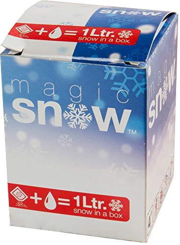 Riffelmacher Magic Snow 68052-20g - Zubehör Weihnachtskrippe Weihnachtsdeko Pulverschnee