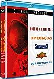 Cine Ciencia Ficción (Pack) [Blu-ray]